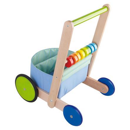 HABA Wózek do nauki chodzenia Kolorowa radość 6432