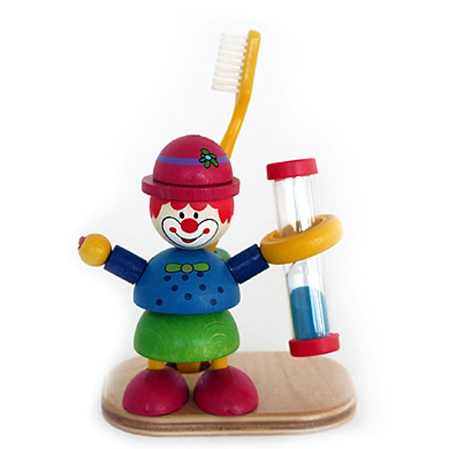 HESS Sablier CLOWN brossage de dents