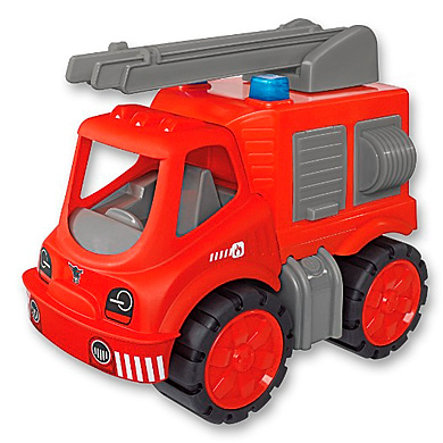 BIG Power Worker Fire Engine