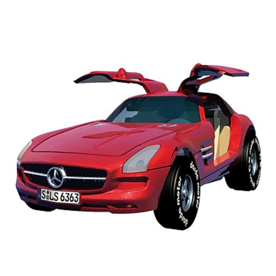 DARDA Auto Mercedes SLS