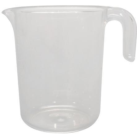 GOWI Målekop gennemsigtig 500 ml