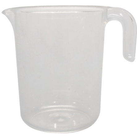 GOWI Messbecher transparent 500 ml