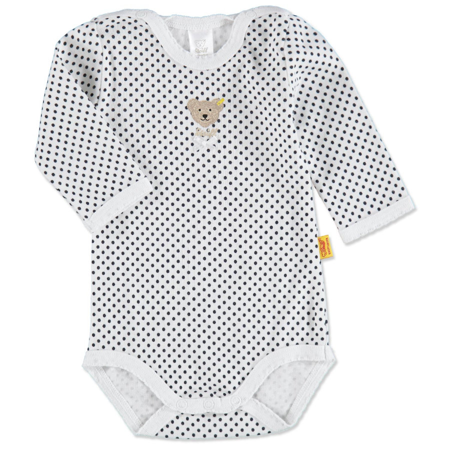 STEIFF Baby Body 1/1 Sleeve bright white