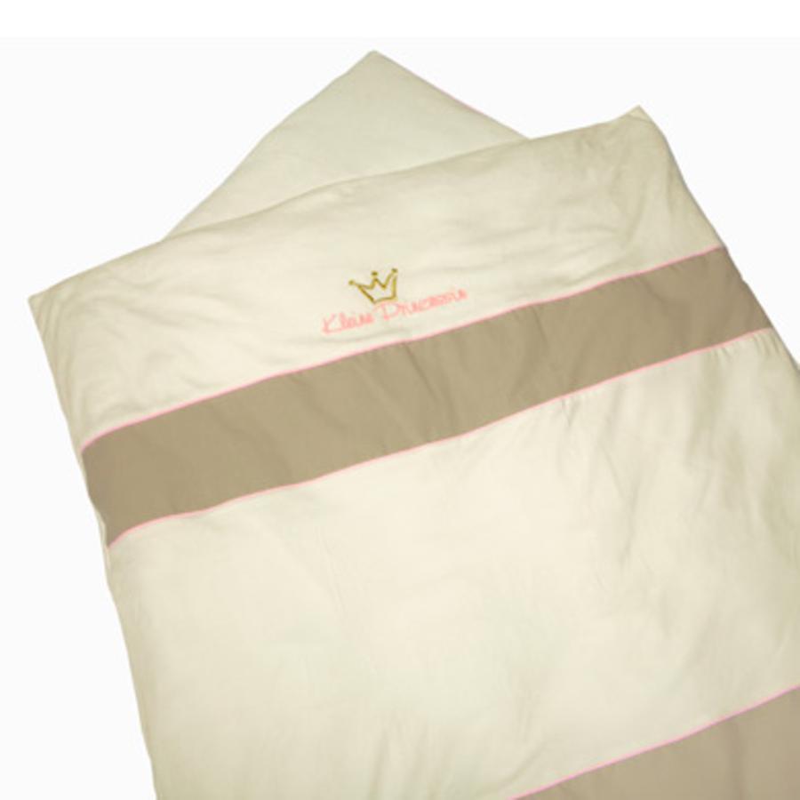 Be Be's Collection Parure de lit enfant 80 x 80 cm, petite princesse Nicki