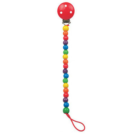 BINO Colori Soother Chain