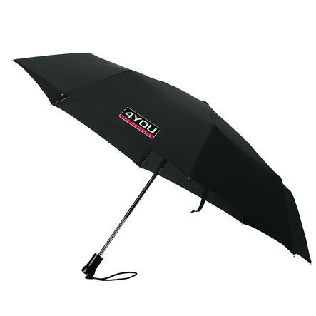 4YOU Skládací deštník 990-00 Black