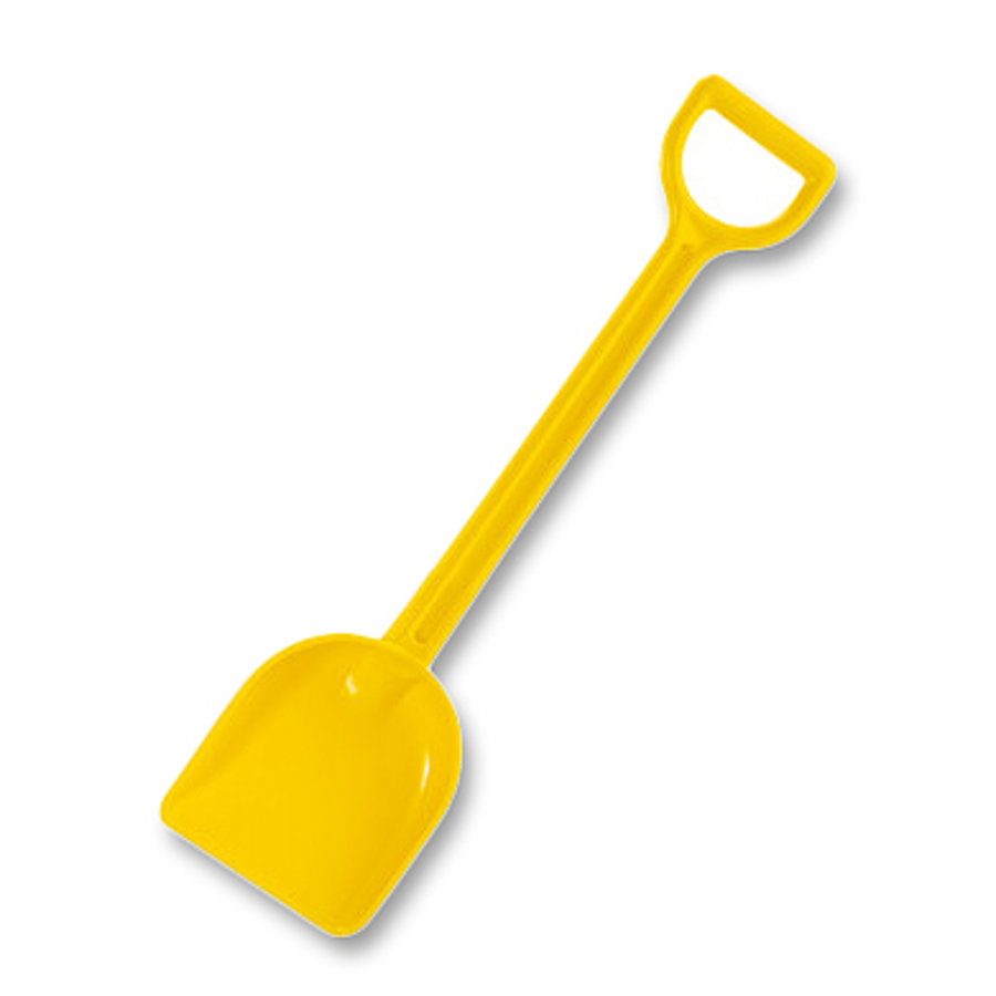 HAPE Sand Shovel, yellow