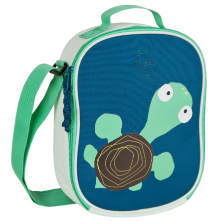 LÄSSIG Mini Lunch Bag Wildlife Turtle