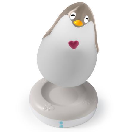 PABOBO Veilleuse Lumilove musicale Penguin