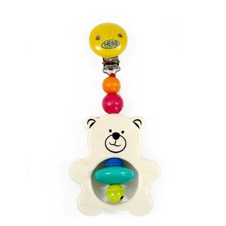 HESS Stroller Chain - Teddy
