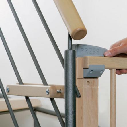 GEUTHER Kit escalier pour 2733 / 2735 (2725ZK)