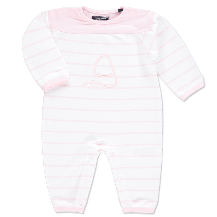 MARC O`POLO Girls Mini Overal rosé