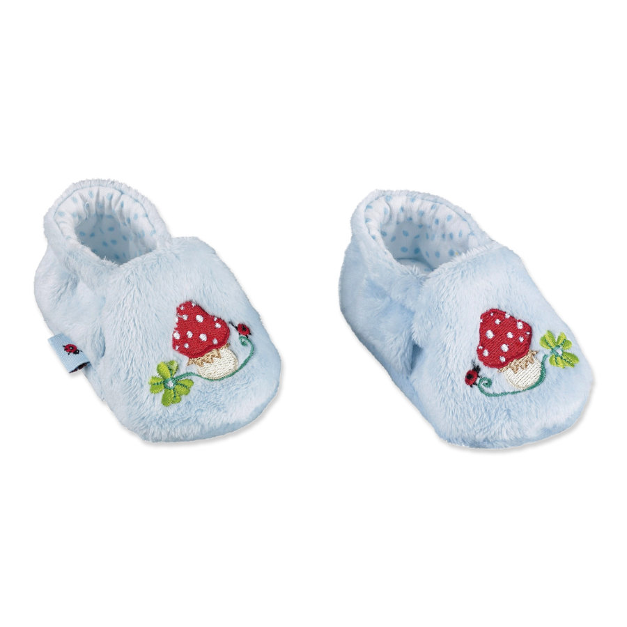COPPENRATH Baby Shoes Baby Luck light blue