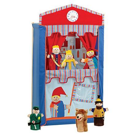 ROBA Théâtre de marionnettes avec jeu de marionnettes