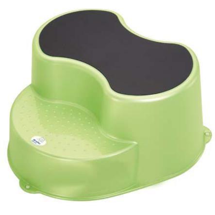 ROTHO TOP Sgabello/scaletta - verde chiaro