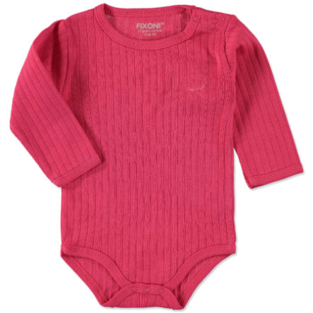 FIXONI Girls Baby Body dziecięce fresh berry