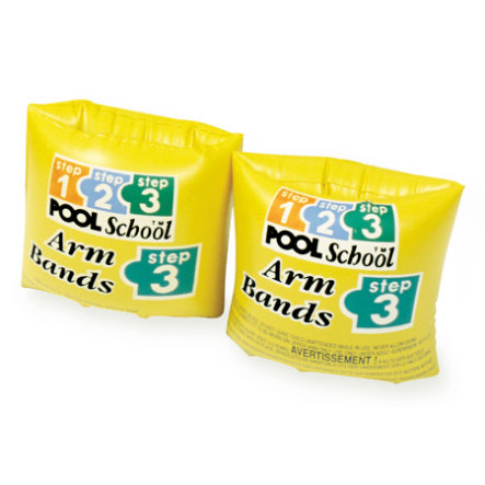 INTEX Arm Bands - Pool School Step 3 - 2-6 years