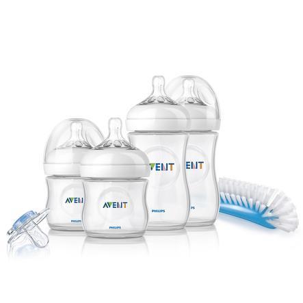 AVENT/Philips SCD290/01 Conjunto de biberones para recién nacidos