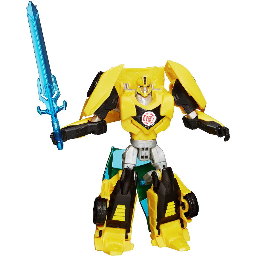 HASBRO Transformers Robots in Disguise Warriors - Bumblebee