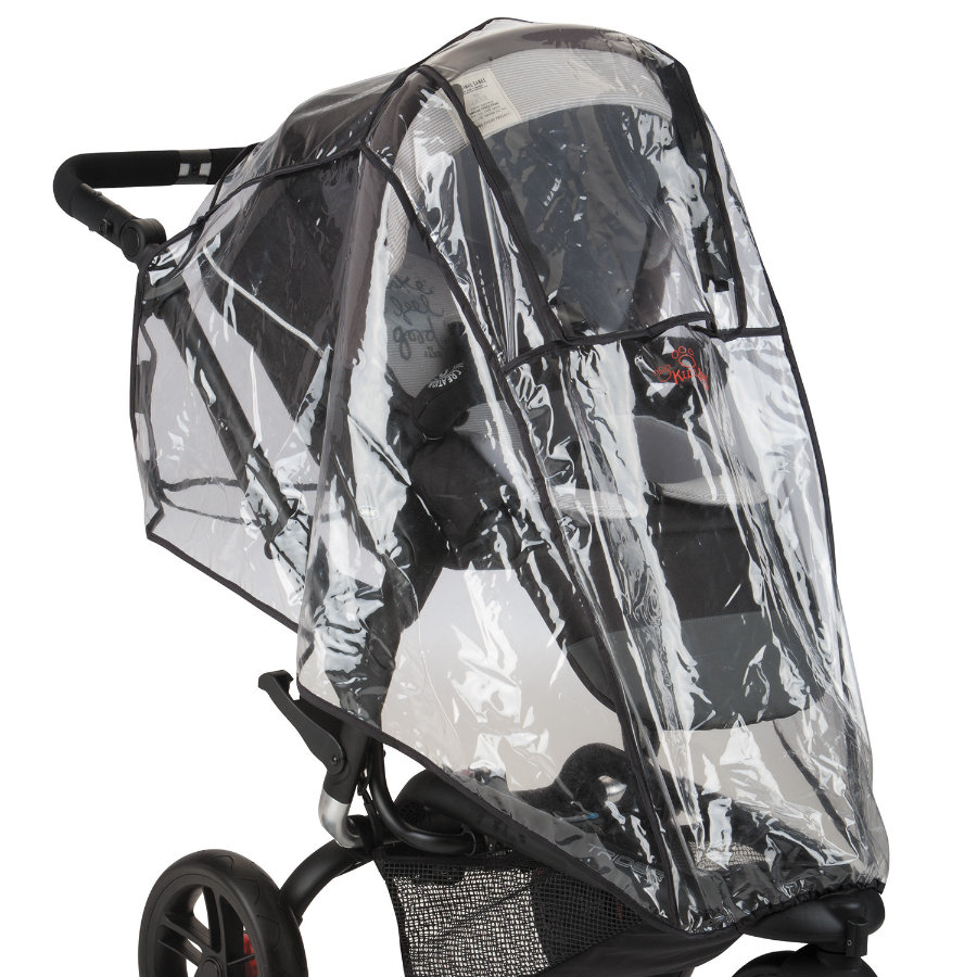 JANE Pram Rain Cover Universal Color unico