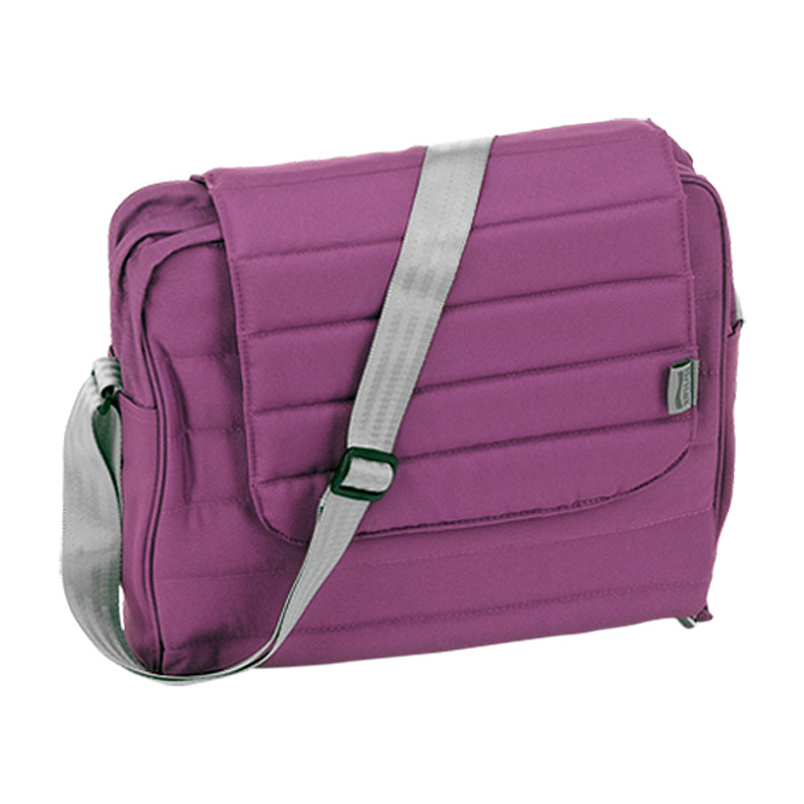 Britax affinity Diaper Bag Cool Berry Collection 2014