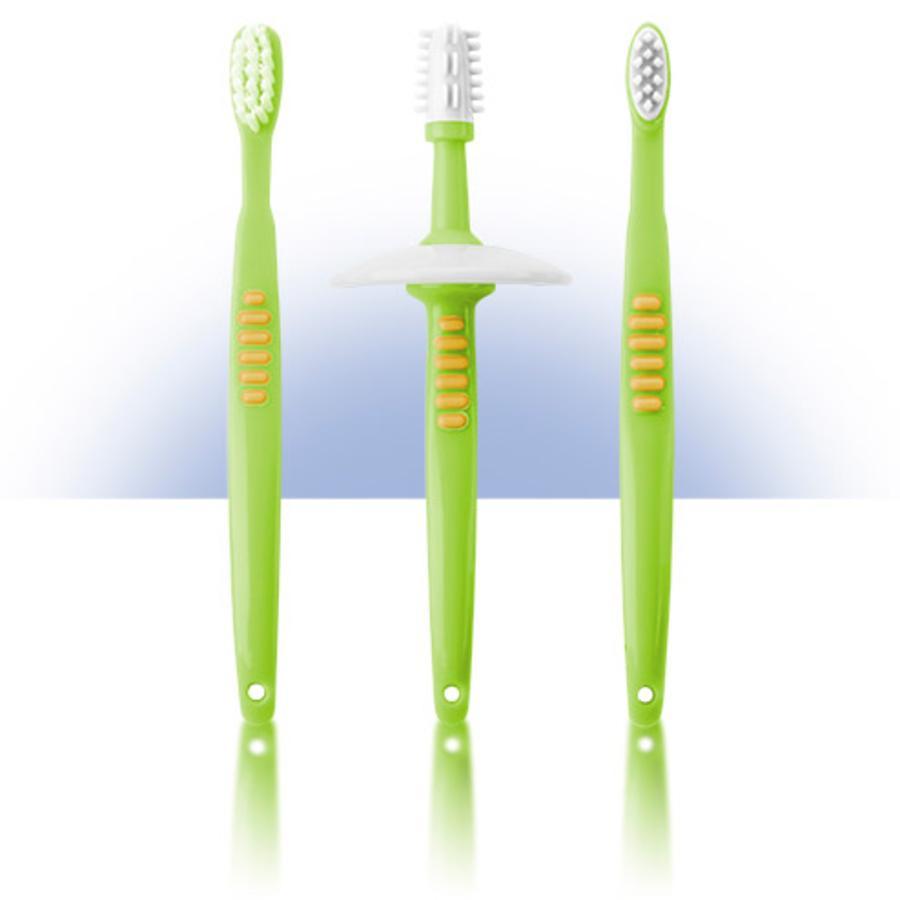 REER Set de cepillos de dientes de aprendizaje (7903)