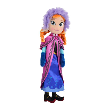 SIMBA Disney Frozen - Il Regno di Ghiaccio - Anna, 25cm