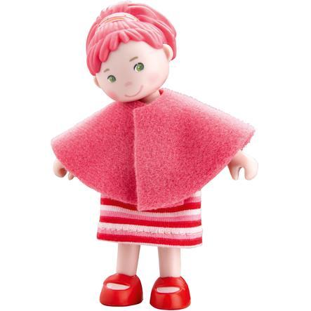 HABA Little Friends Lalka do domku dla lalek Haba: Feli z możliwością przebierania 300219