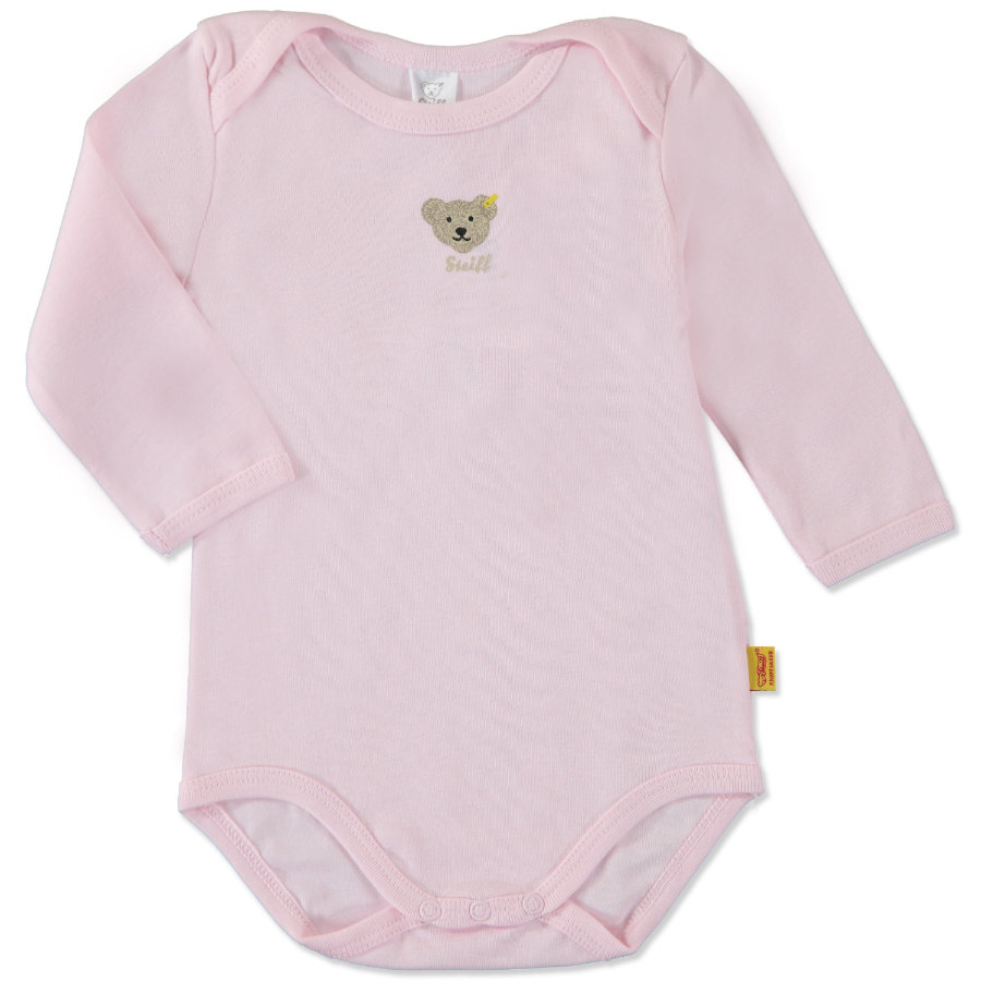 STEIFF Girls Baby Body 1/1 Sleeve barely pink