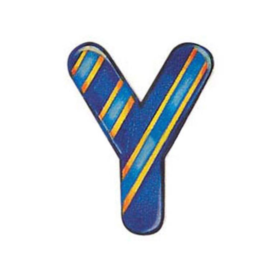 SELECTA dřevěné písmenko Y