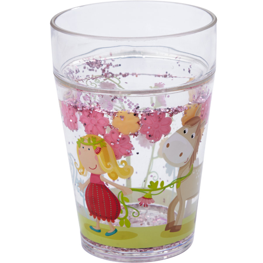 HABA Glitzerbecher Vicki & Pirli 300389
