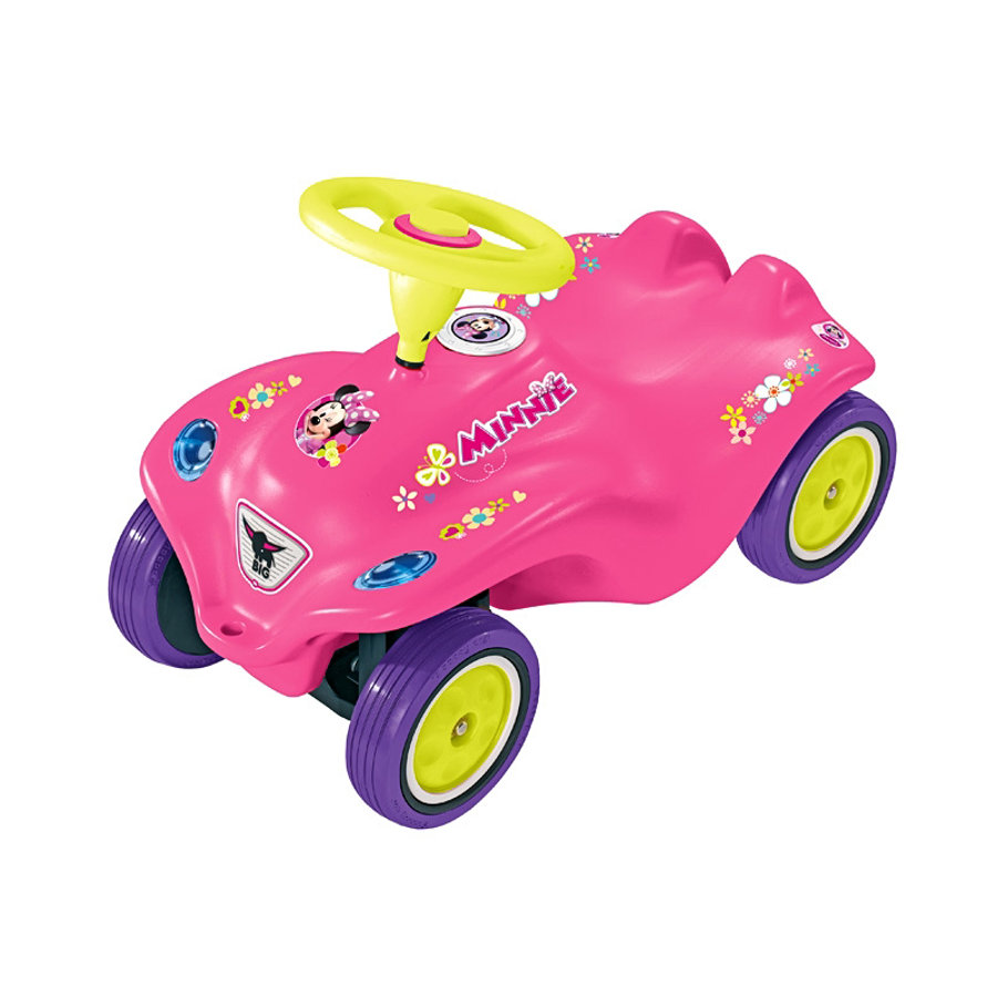 BIG New Bobby Car Minnie Mouse