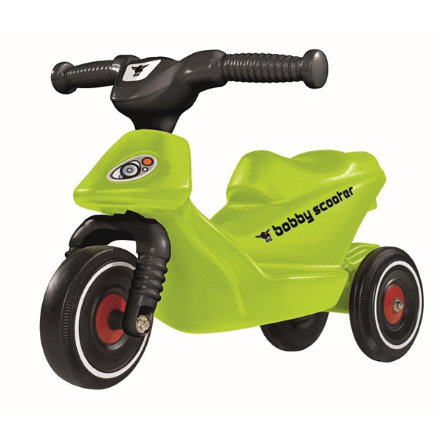 BIG Bobby scooter Zwart Groen (56815)