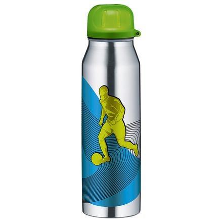 ALFI Lahev na pití, ISO Bottle II z ušlechtilé oceli, 0,5l Design fotbal