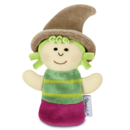 STERNTALER Finger Puppet Witch