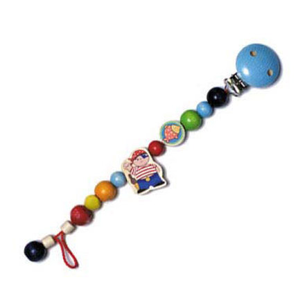 HESS Pacifier / Dummy Chain Pirate