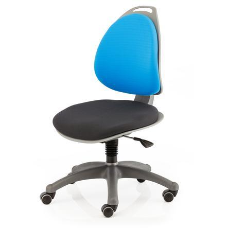 KETTLER Krzesło obrotowe BERRI  06722-113 kolor jasnoniebieski-grafitowy