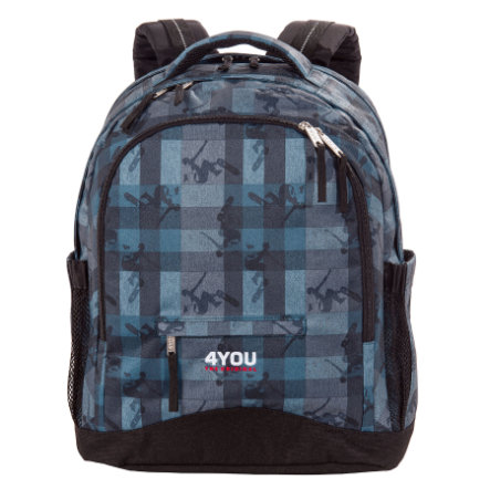 4YOU Flash BTS Rucksack Compact, 181-43