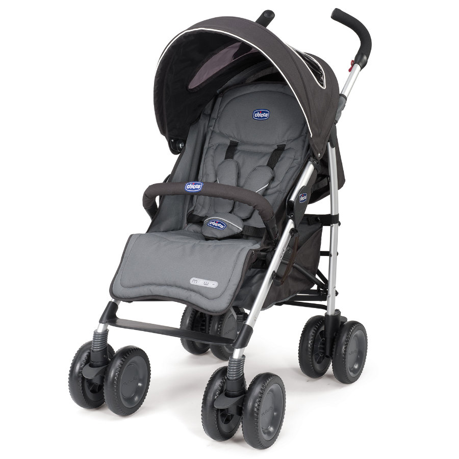 CHICCO Wandelwagen Multiway Evo BLACK Collectie 2014