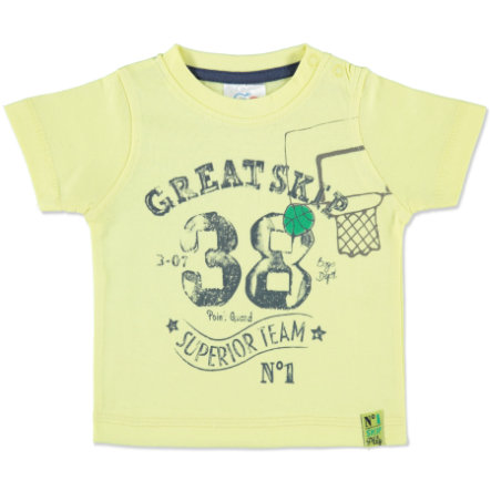 anna & tom Mini Boys T-shirt, jaune