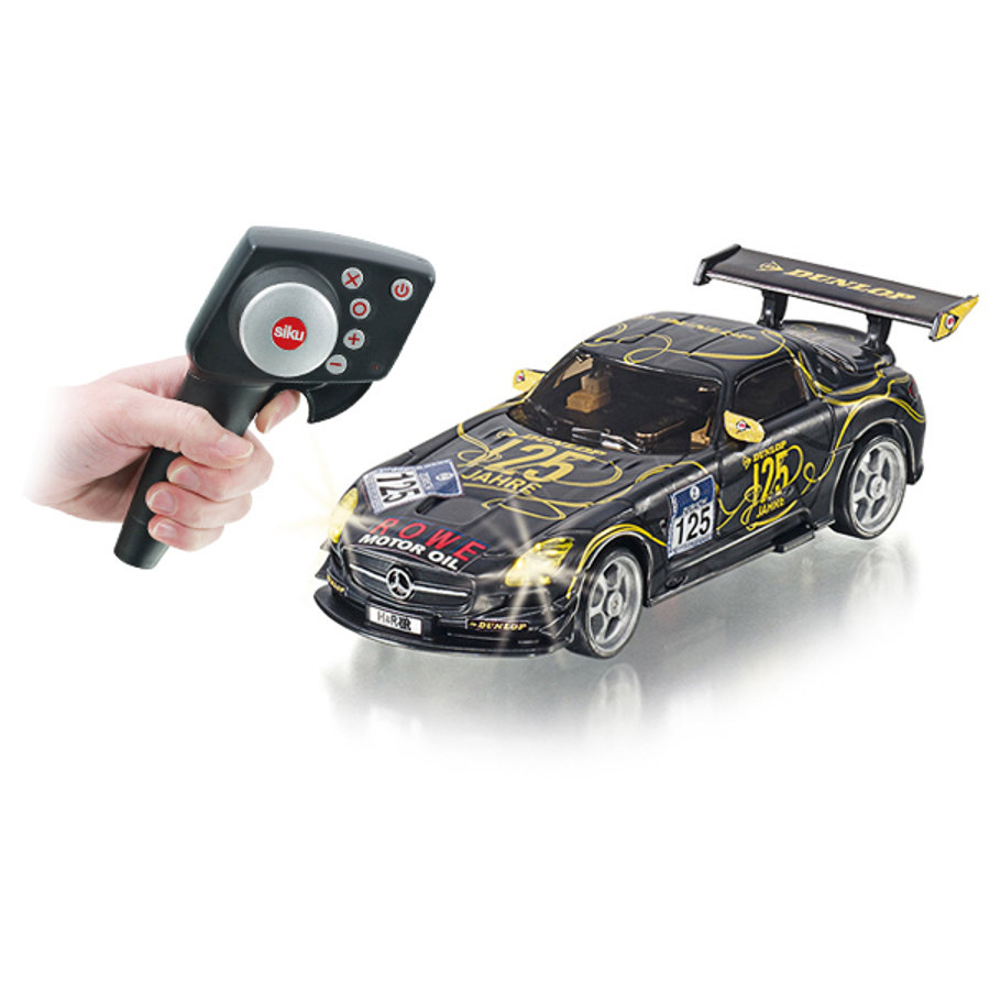 SIKURacing Samochód zdalnie sterowany Mercedes SLS AMG GT3/Dunlop