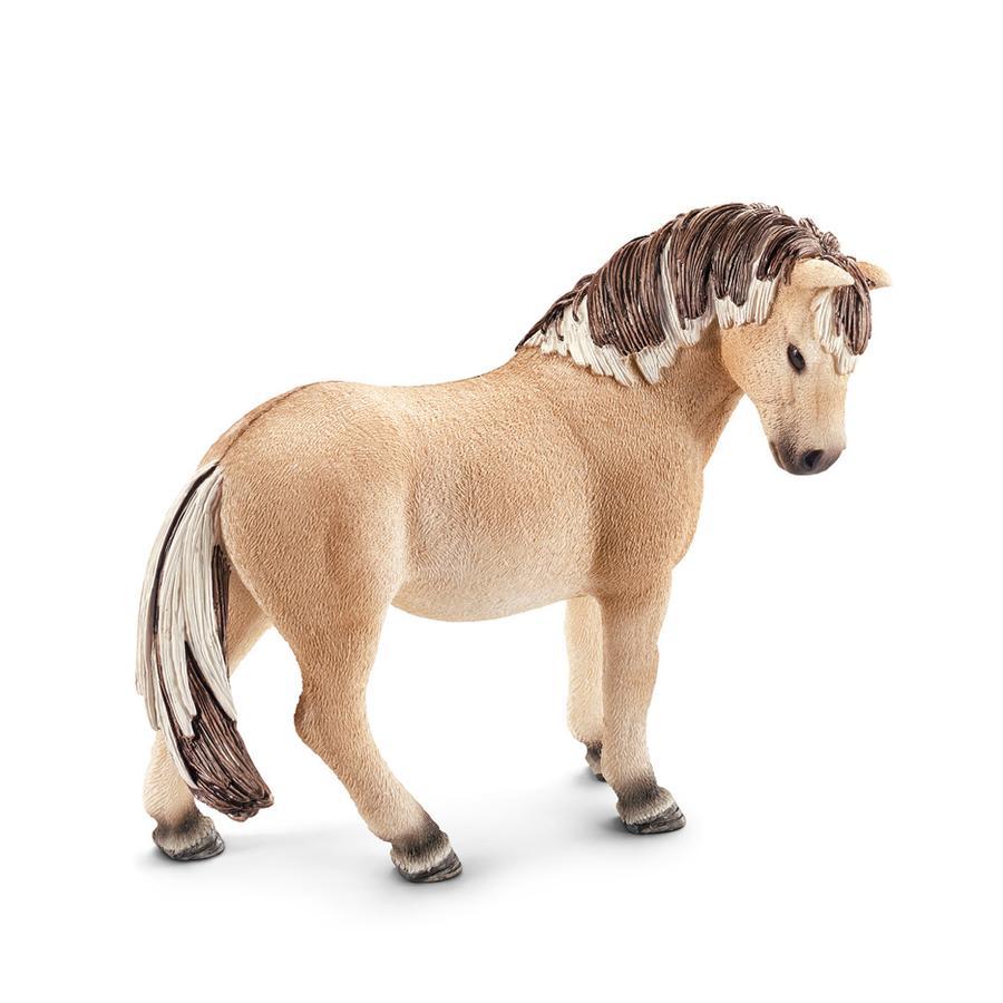 Fjordský kůň - klisna SCHLEICH 13754