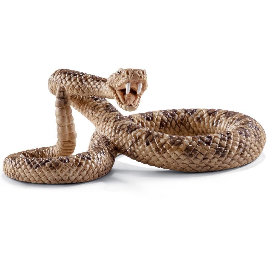 Schleich Figurine serpent à sonnette 14740