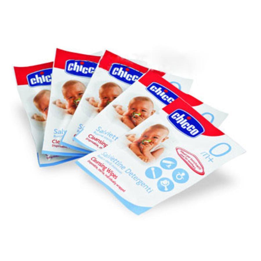 CHICCO Sterile Reinigungstücher für unterwegs 15 Stück