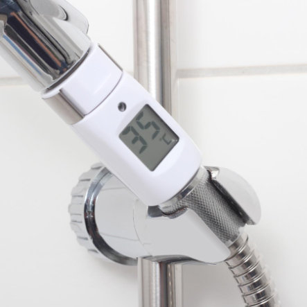 REER Digitalni teploměr na sprchu