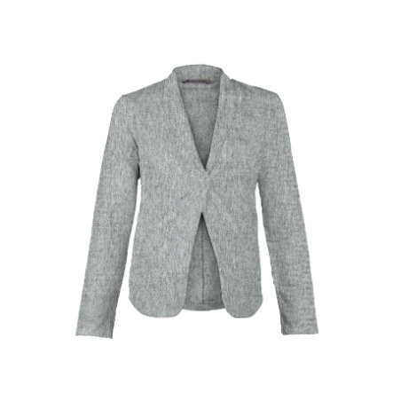 QUEEN MUM Cardigan premaman Sweat Blazer OLGA grey