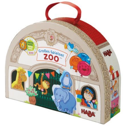 HABA Stort Zoo-set