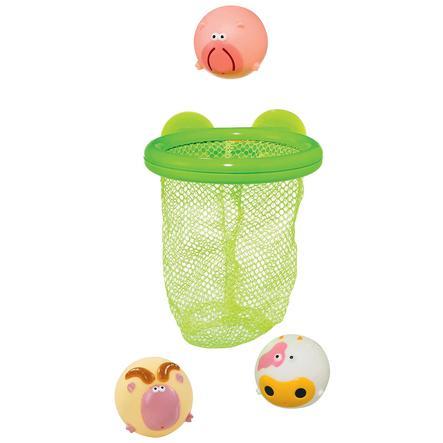 safety 1st jouets de bain avec panier. Black Bedroom Furniture Sets. Home Design Ideas