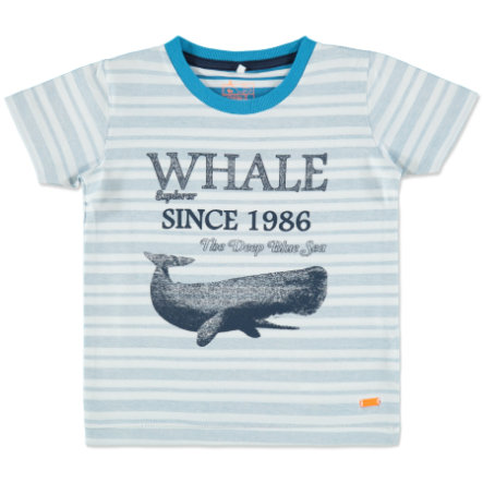 NAME IT Boys Mini T-shirt GOMMESON, océan hawaïen