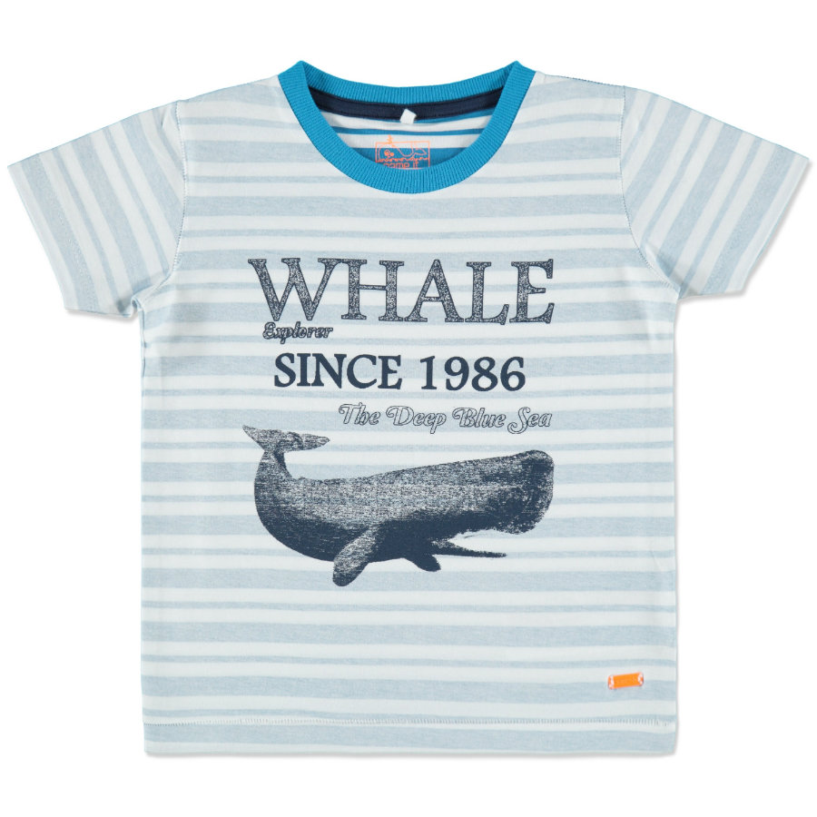 NAME IT Boys Mini T-Shirt GOMMESON hawaiian ocean